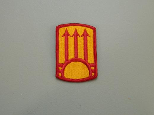 111th Air Defense Artillery Bde. Color Patch