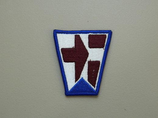 112th Medical Brigade Color Patch