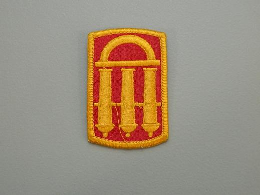 118th Artillery Bde. Color Patch