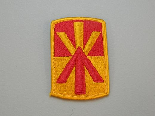 11th Air Defense Artillery Bde. Color Patch