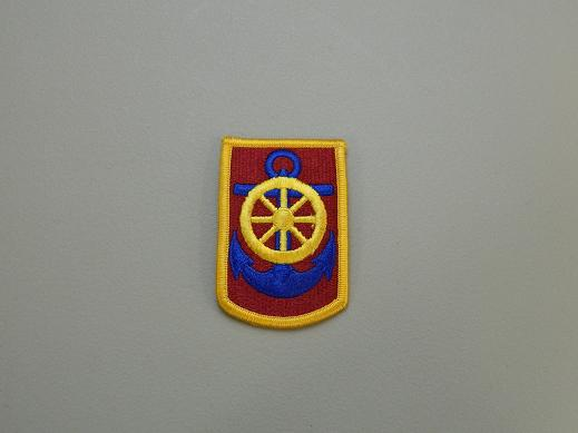 125th Transportation Cmd. Color Patch