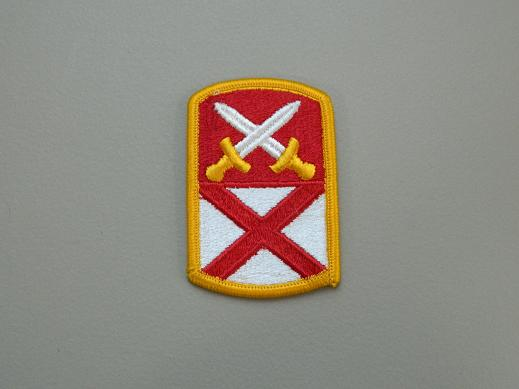 167th Support Brigade Color Patch