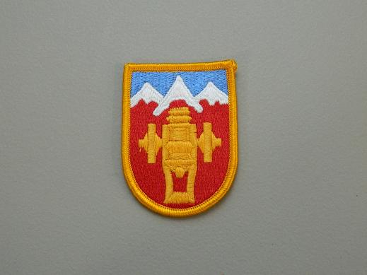 169th Field Artillery Bde. Color Patch