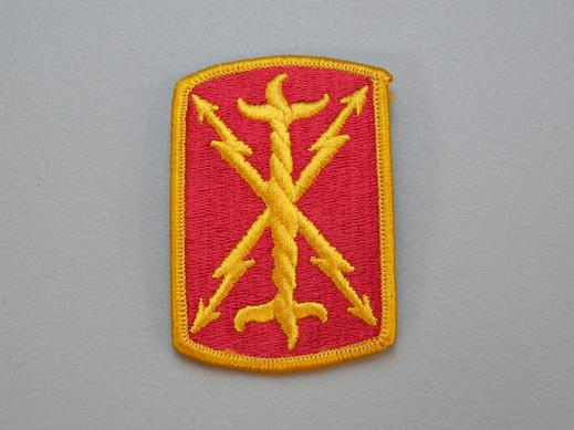 17th Field Artillery Bde. Color Patch