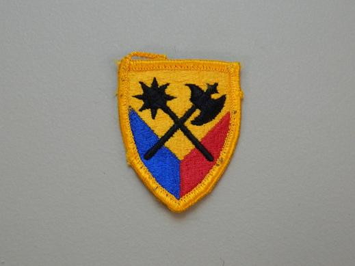 194th Armored Bde. Color Patch