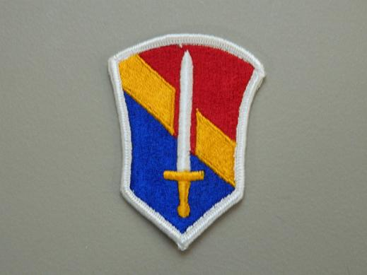 1st Field Force Color Patch