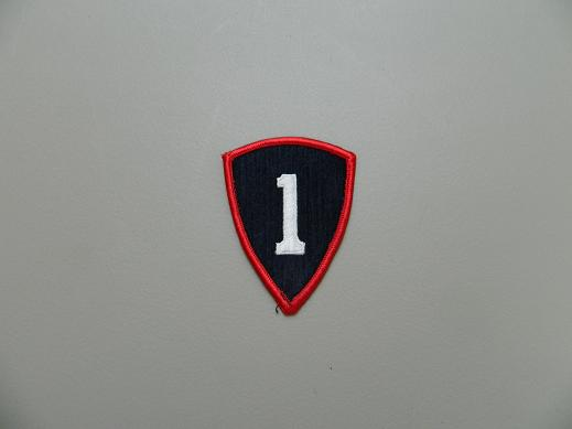 1st Personnel Command Color Patch