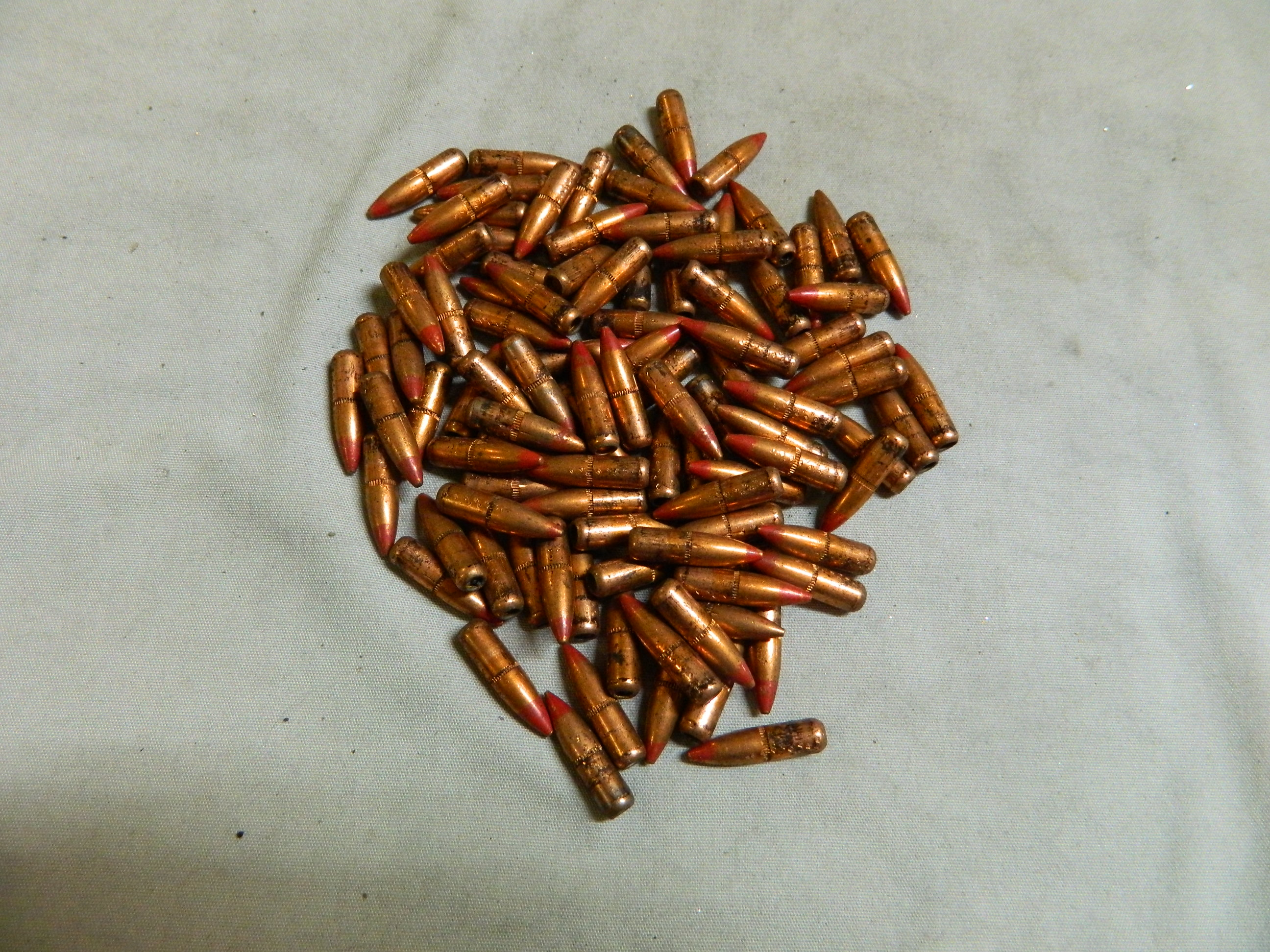 223 Cal.- 55gr Tracer Bullets- 100 Ct. Pulled