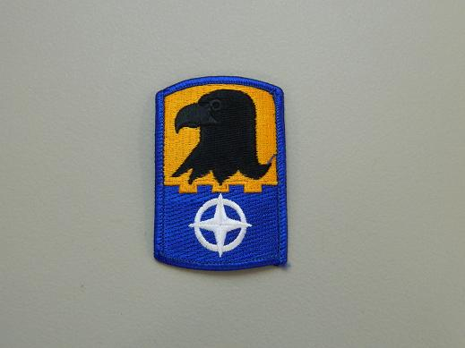 244th Aviation Bde. Color Patch
