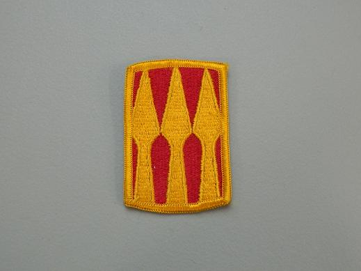 3rd Support Brigade Color Patch