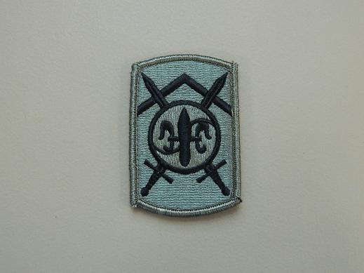 501st Sustainment Brigade ACU Patch