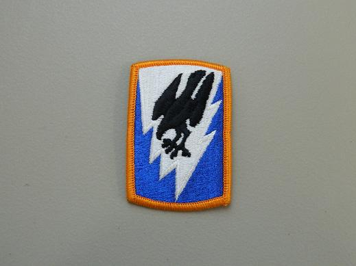 66th Aviation Bde. 2nd Design Color Patch