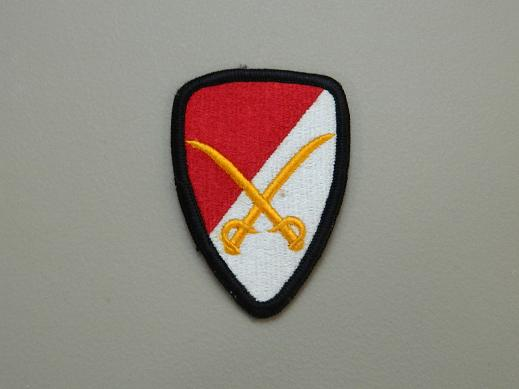 6th Cavalry Bde. Color Patch