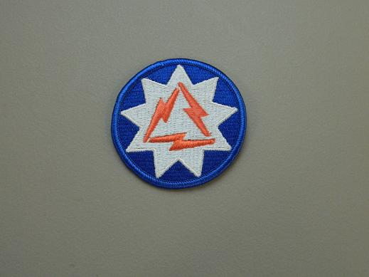93rd Signal Bde. Color Patch
