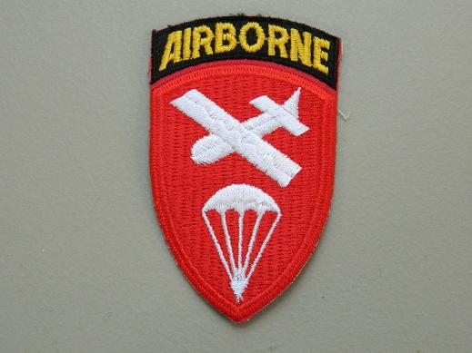 Airborne Command Color Patch