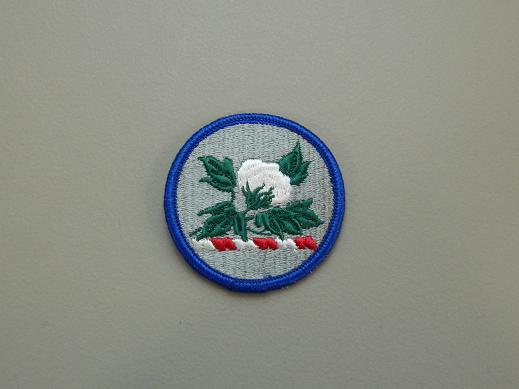 Alabama Nat. Guard State HQ Color Patch