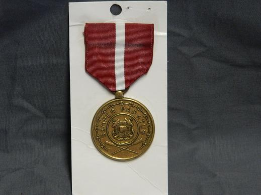 Coast Guard Good Conduct Medal- Full Size