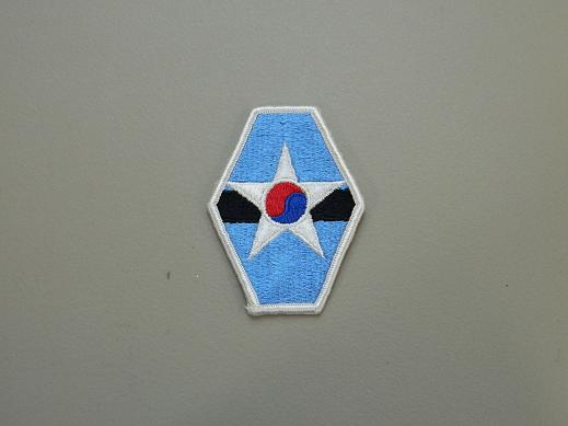 Combined Field Army US-ROK Color Patch