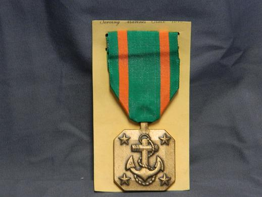 Navy USMC Achievement Medal- Full Size