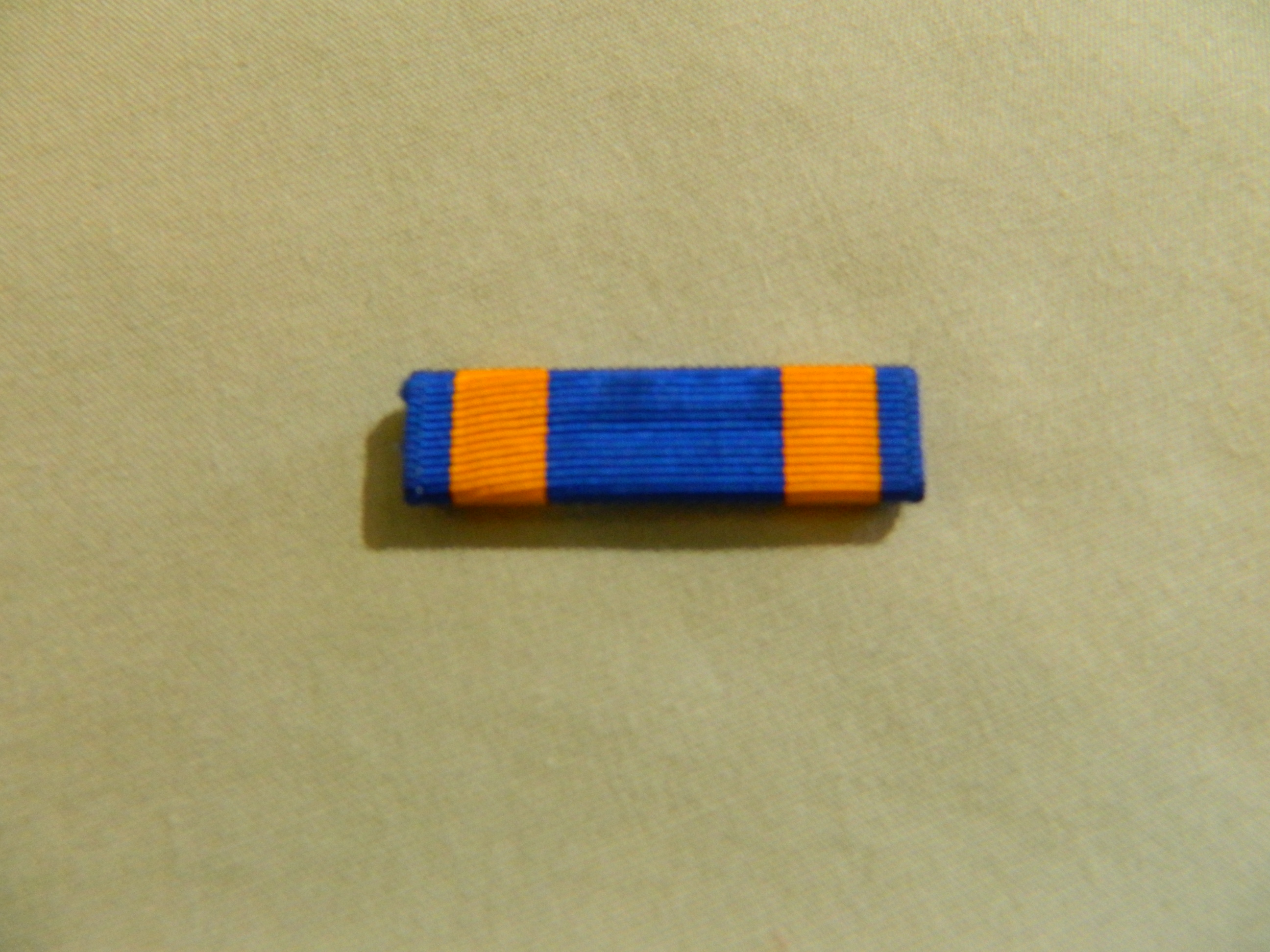 Ribbon: Air Medal