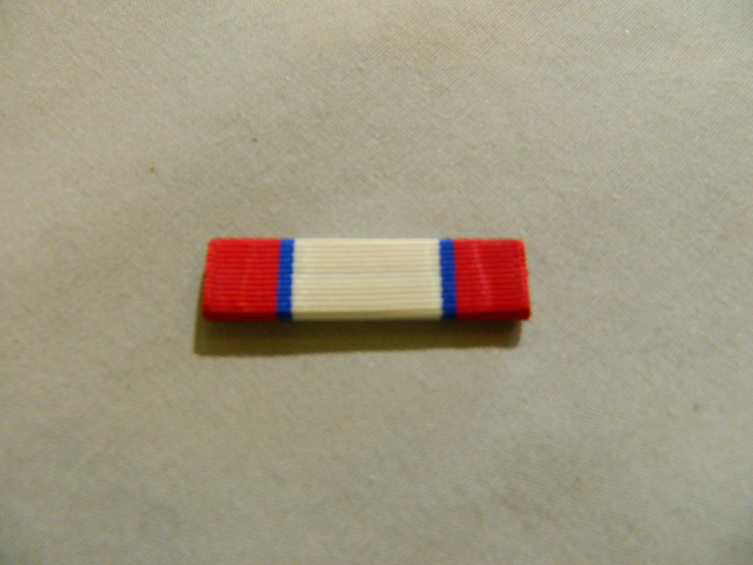 Ribbon: Army Distinguished Service Medal