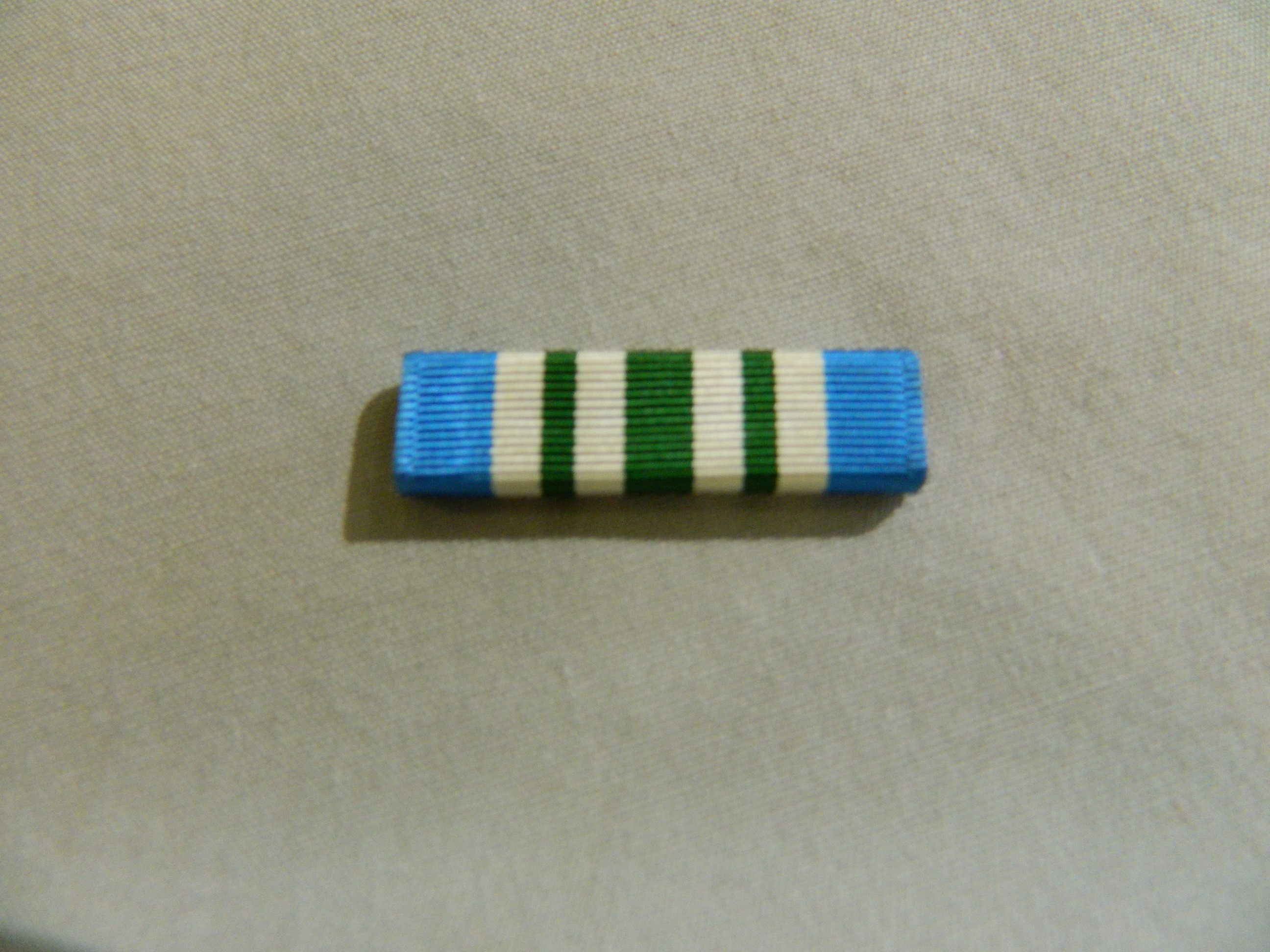Ribbon: Joint Service Commendation Medal