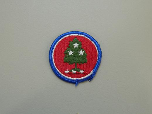 Tennessee Nat. Guard State HQ Color Patch