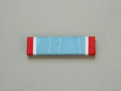 Ribbon: Air Force Cross