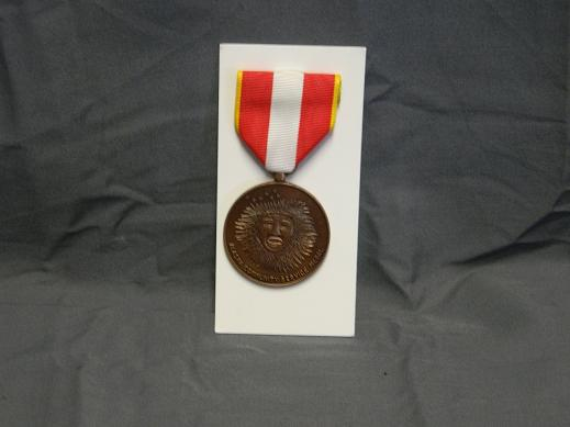 Alaska National Guard Community Service Medal- Full Size