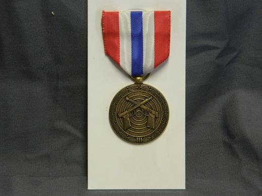 Alaska National Guard Pistol Marksmanship Medal- Full Size