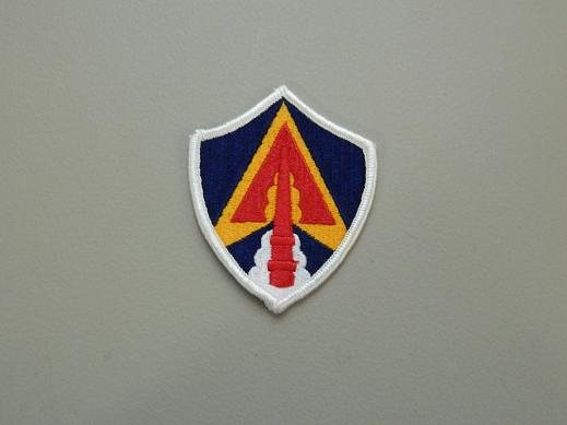 Army Space Command Color Patch