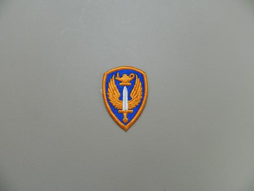 Aviation Logistics School Color Patch