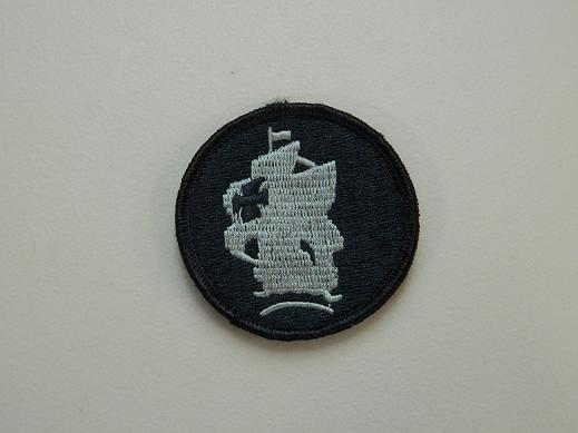 Caribbean Defense Command ACU Patch