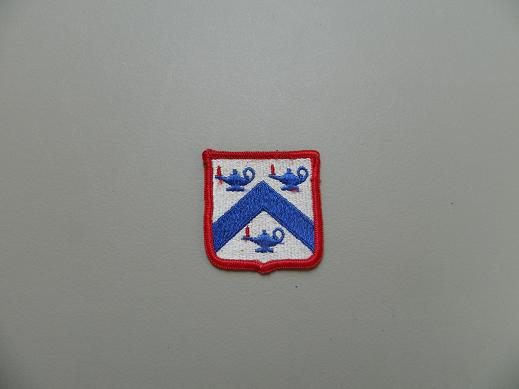 Command & General Staff College Color Patch