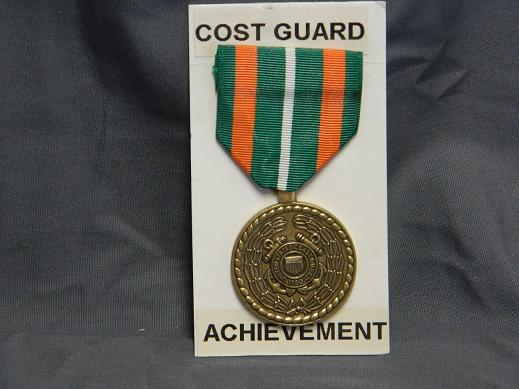 Coast Guard Achievement Medal- Full Size