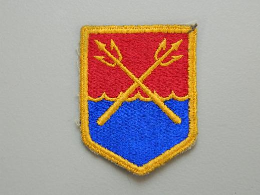Defense Command Eastern- WW2 Color Patch