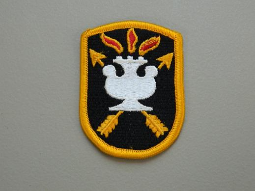 Special Warfare School Color Patch