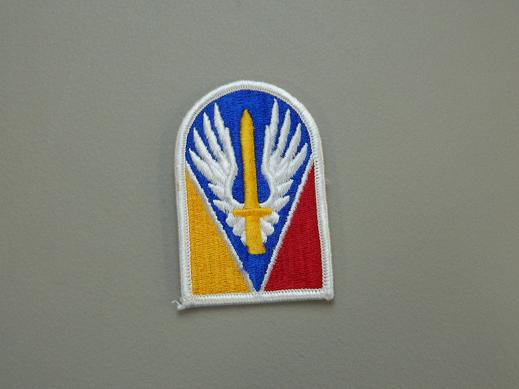 Joint Readiness Command Color Patch