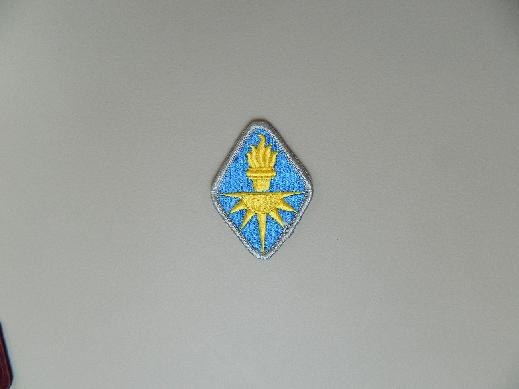Intelligence Corps Center & School Color Patch