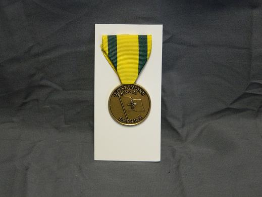 New Mexico National Guard Outstanding Service Medal- Full Size