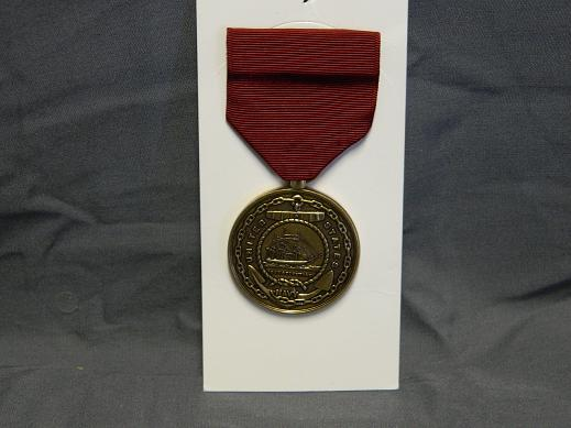 Navy Good Conduct Medal- Full Size