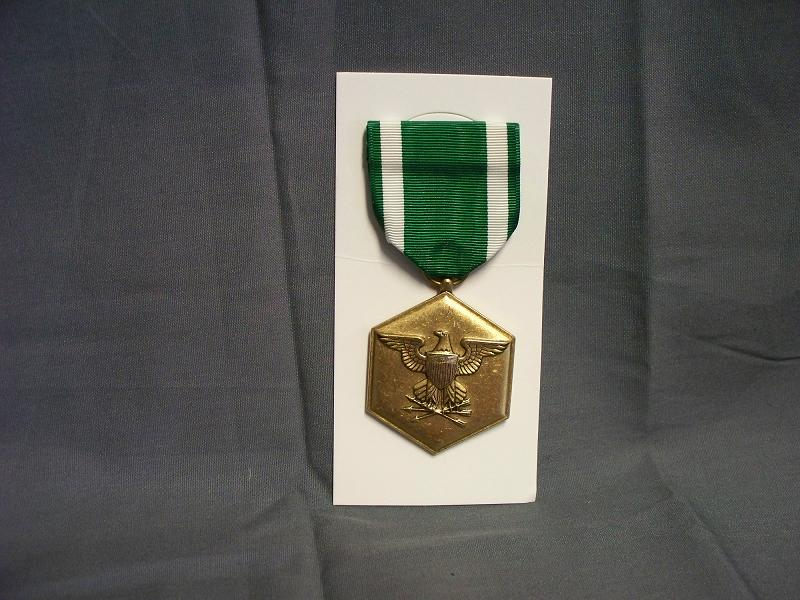 Navy USMC Commendation Medal- Full Size