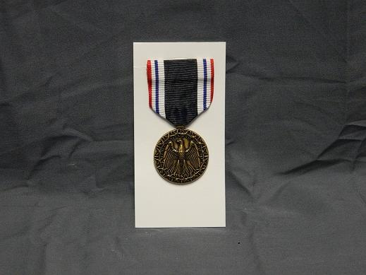 Prisoner of War Medal- Full Size