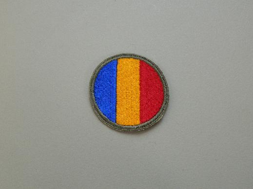 Replacement School & Command WW2 Color Patch