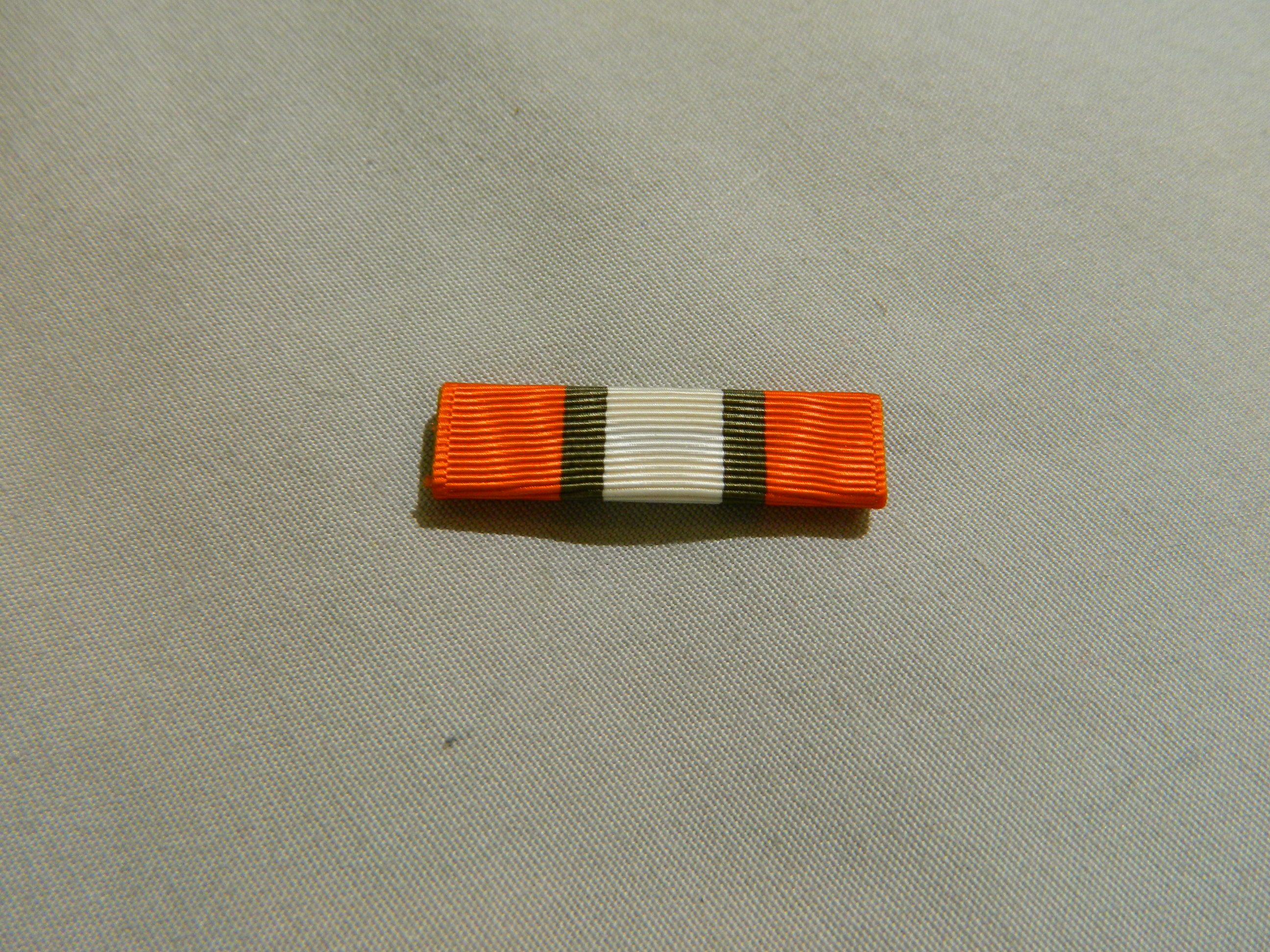 Ribbon: Multinational Force & Observers Medal