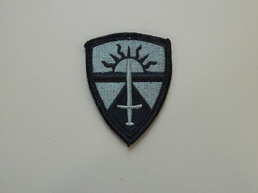 Test & Experimental Command ACU patch