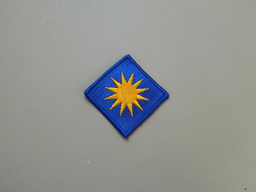 40th Inf. Div. Color- Patch No pigtail