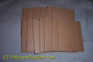 M15/AR15 7 Pocket Cardboards- 14 Ct.