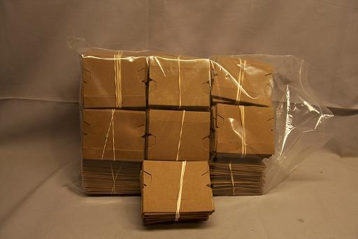 M15/AR15 7 Pocket Cardboards- 400 Ct. NEW