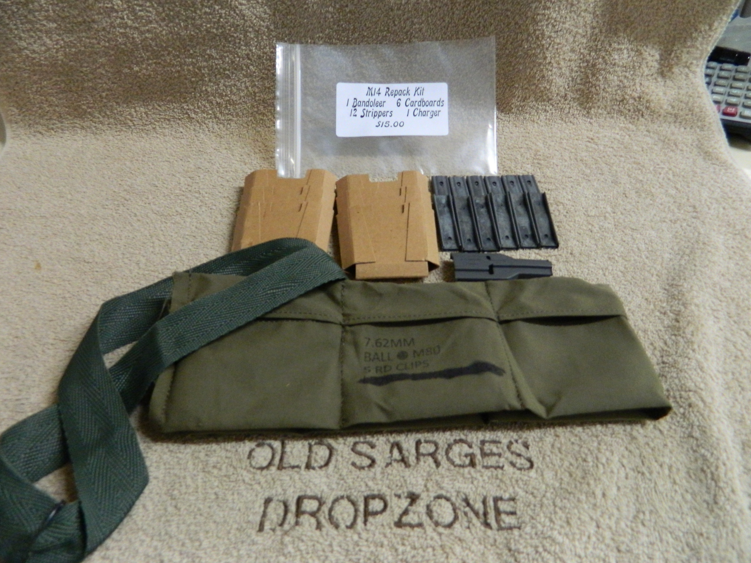 M14 .308 Repack Kit - 3 Ct.